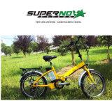 Bicicleta elétrica do motor 36V250W traseiro barato