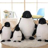 Angefülltes Tier-Spielzeug-MutterPinguin mit Baby