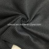 Двойной почищенная щеткой стороной специфически ткань шерстей положения