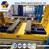 Fabricante automatizado resistente de China do formulário do sistema do armazenamento e de recuperação