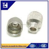 Fijación de aluminio del paso del OEM para las piezas de automóvil