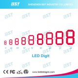 옥외 방수 LED 유가 전시 (리모트 또는 PC 통제)