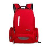 Les loisirs de course d'ordinateur portatif d'école folâtrent le sac extérieur de sac à dos