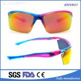 Venta caliente OEM de moda del deporte de hombres polarizada gafas de sol
