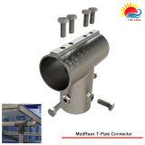 Estante solar del montaje del precio de fábrica para la azotea del estaño (NM0059)