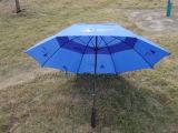 """バンクの昇進のギフト30の""""ガラス繊維のゴルフ傘"""
