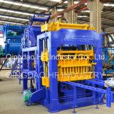 Bloc concret complètement automatique de l'usine Qt10-15 faisant des machines
