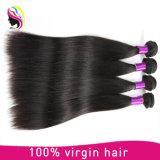 Высшее качество 8сорт индийского волос человека прямо Реми Weft