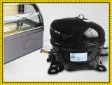 220V 230V Bäckerei-Countertop verbogene Glaskuchen gekühlte Bildschirmanzeige