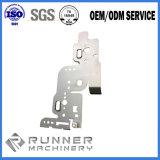 Metallo su ordinazione di precisione della macchina utensile che timbra la clip del raccoglitore della parte dell'acciaio inossidabile