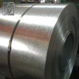 SGCC Bwg34 en acier galvanisé pour la bobine de tôle ondulée sur