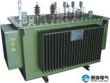 De amorfe Transformator van de Distributie van de Legering In olie ondergedompelde (10kV Klasse 30~2500kVA)
