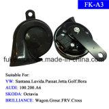 Bobina de cobre 12V do altifalante de corneta Automática da buzina do carro especial para a VW e Audi