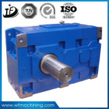 Customized CNC Machining and Assembling Gearbox for Grinding Floor Machine