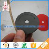 Calza plana redonda de goma de la arandela del sello de la junta SBR de la tuerca del tornillo del amortiguador de choque del OEM