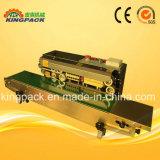 Машина запечатывания полиэтиленового пакета Semi-Automastic/горизонтальный тип машина запечатывания