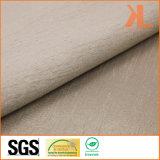 Intrínsecamente Jacquard de poliéster ignífugo ignífugo tejida de color marrón/cortina de tela sofá