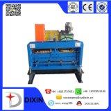 El panel de la azotea de Dx que hace la máquina