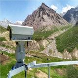 Камера термально напольного наблюдения обеспеченностью ультракрасная с обнаруживает 4km