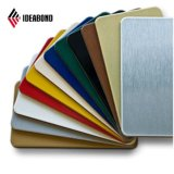 Peso ligero de plata de PVDF Panel del techo de aluminio de flexión (AF-408)