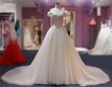 с платья венчания Wgf058 Ballgown плеча Bridal