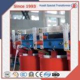 3 этап распределения тока трансформатора для цементного завода