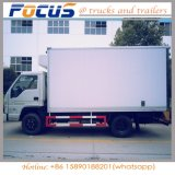 Foton 4X2 Mini Payload Carrier Reefer Truck Refrigeration Links Truck
