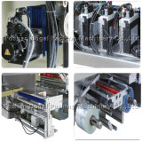 De hete Verkopende Aangepaste Verzegelende Machines van de Omslag van het Spoor van het Aluminium van Patronen Glijdende