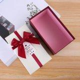 La caja de regalo personalizado Caja de papel Kraft Caja de papel para el teléfono