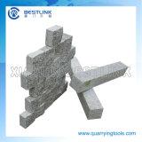 Ms3-10V 중력 공급 돌 벽돌 포장 기계 나누는 기계