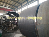 La Cina ha avanzato il forno rotante per cemento, calce, refrattari, Metakaolin, diossido di titanio, macchina forno rotante della vermiculite/dell'allumina, forno rotante delle palline del minerale ferroso