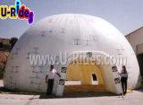 Casa inflável da barraca da abóbada do ar do PVC para o evento