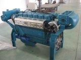 Moteur diesel marin 200-300kw pour la génération d'utilisation