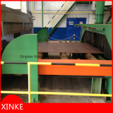 Machine de sablage pour plaque d'acier