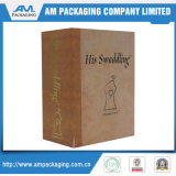 2014 Popular Custom Eco-Friendly Book Shape Packaging Boxes
