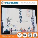 임대 풀 컬러 HD SMD 단계 옥외 전자 발광 다이오드 표시