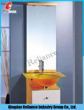 espejo de plata alto espejo de Quanlity de 3m m/de 3.7m m/de Nathroom/espejo de los muebles
