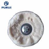 """2""""X1/2"""" montado Stitch algodão polimento de polir para o metal da roda"""