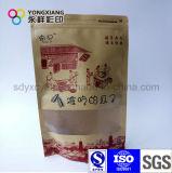 раговорного жанра Ziplock мешок 200g для легкой закускы бумаги Kraft