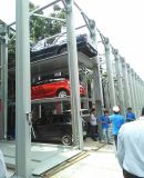 Штабелеукладчик автомобильного подъема стоянкы автомобилей хранения автомобиля оборудования гидровлический автоматический