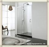 明確なシャワーの振動ドアシリーズ