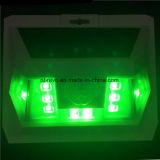 Novo Design de Luz Alta do Sensor de Movimento Solar Luz sabugo (RS2012COB)
