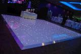 Homei 18X18LED iluminado por las estrellas de Baile FT