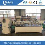 Máquina de gravura de madeira do router do CNC das Multi-Cabeças