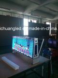 P3 al aire libre Taxi Top Full Color LED Display