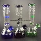 Wasser-Tröpfchen-Glaswasser-Rohr für Filterrohre