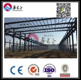 Полуфабрикат пакгауз стальной структуры (BYSS-013)