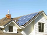 Système d'alimentation solaire 220V pour une utilisation domestique 5kw 10kw
