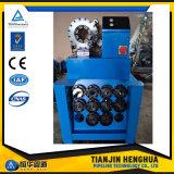 Alta qualidade da mangueira hidráulica automática rápida da ferramenta da mudança de 2/3/4/6/8/10 de polegada máquina de friso