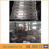 Linha de corte de aço de perfuração do ângulo da marcação do CNC